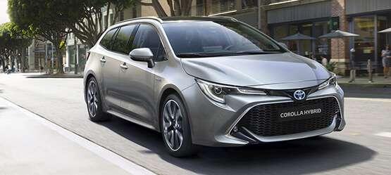Toyota Corolla Space