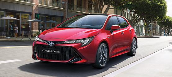 Toyota Corolla Excite